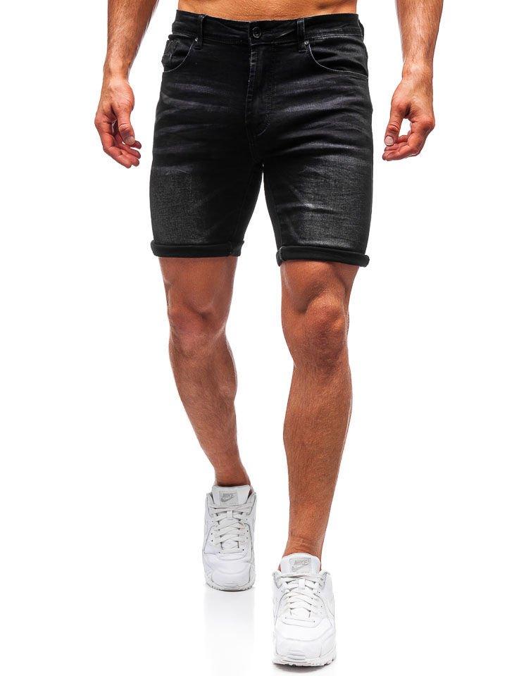 Corto Hombre T572 Bolf Para Negro Pantalón Vaquero L5Rj4A