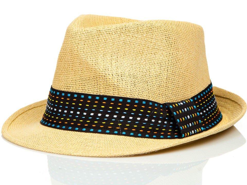 Sombrero para hombre beige Bolf KAP216