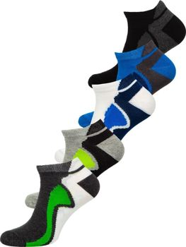 Calcetines Bolf para hombre multicolor X10049-5P 5 PACK
