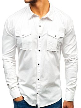 898f8c36df Camisas de manga larga