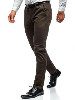 Pantalones Elegantes Verdes Para Hombre Coleccion 2021