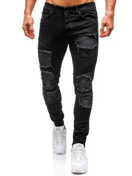 6fd9e508 Pantalón jogger para hombre negro Bolf 820
