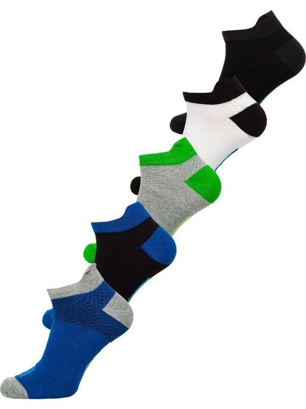 Calcetines Bolf para hombre multicolor X10052-5P 5 PACK