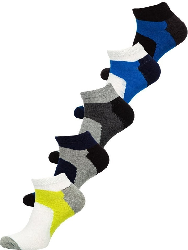 Calcetines Bolf para hombre multicolor X10059-5P 5 PACK